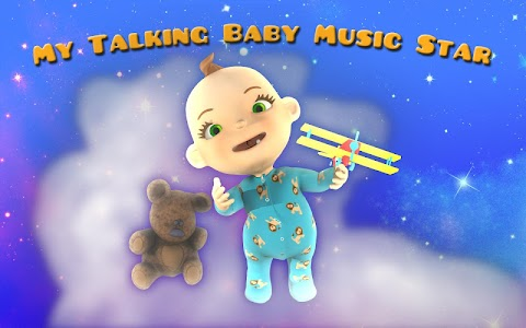 My Talking Baby Music Deluxe v2.1