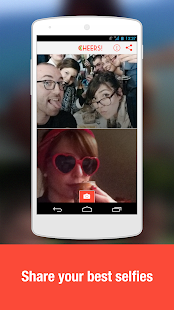 Cheers - Selfie Party- screenshot thumbnail
