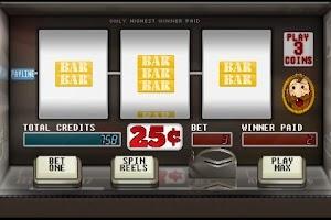 Screenshot of Moonshiners Hill Slots free