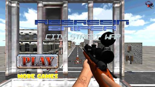 Assassin City : Sniper War