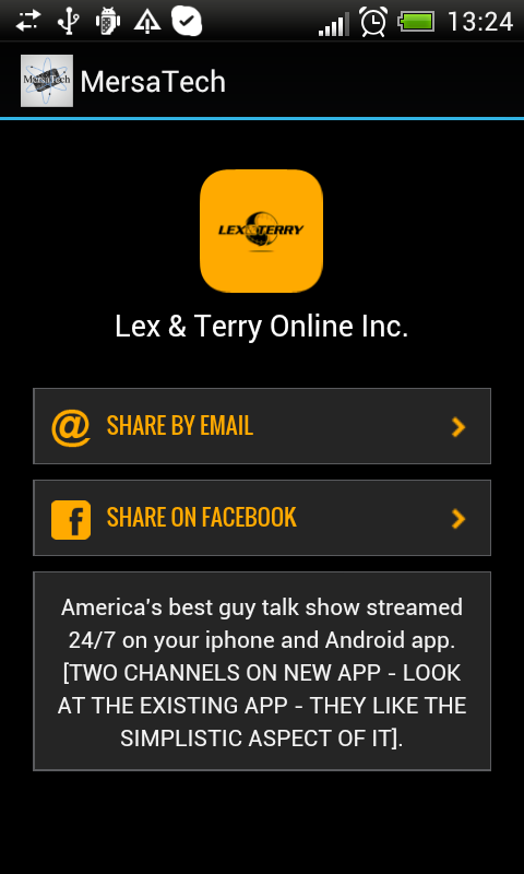 Lex & Terry Online Inc.- screenshot
