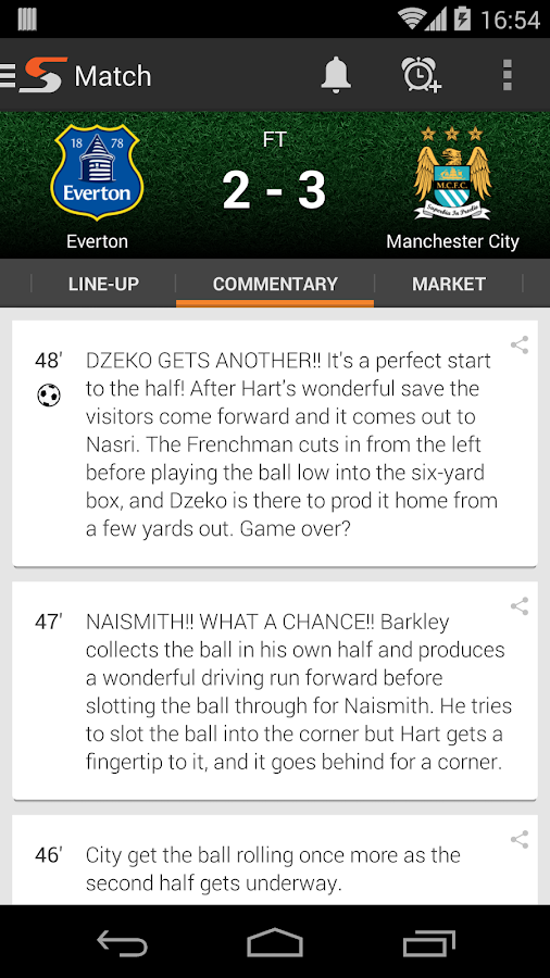 Super Scores - Football Scores- screenshot