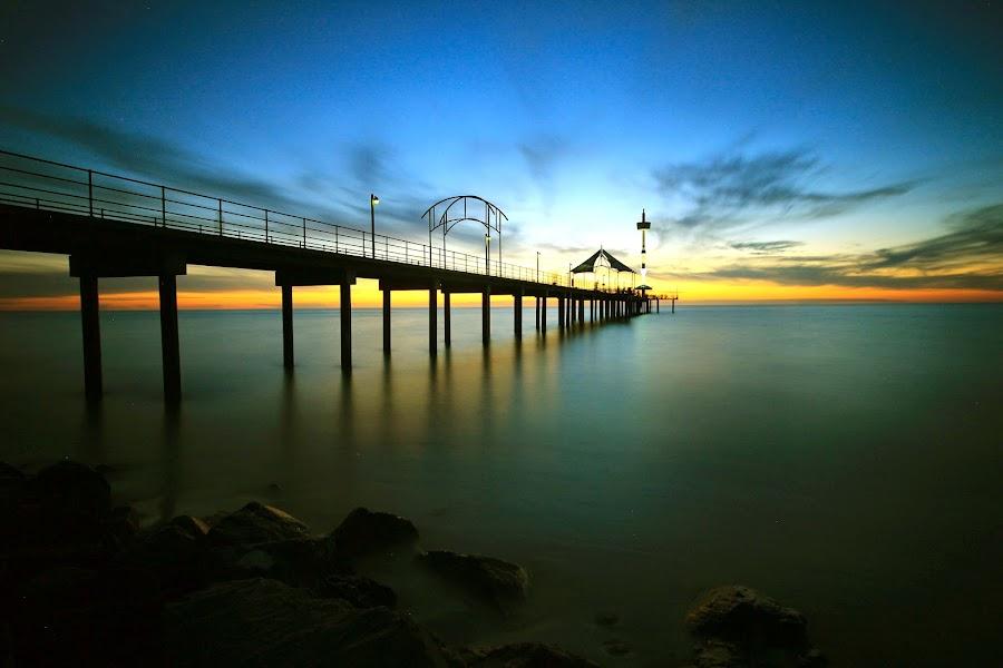 1 hijr @brighton  by Budiyanto Dwi Prasetyo - Landscapes Sunsets & Sunrises