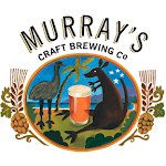 Logo for Murray's Craft Brewing Co