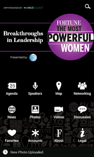 Fortune Most Powerful Women - screenshot thumbnail