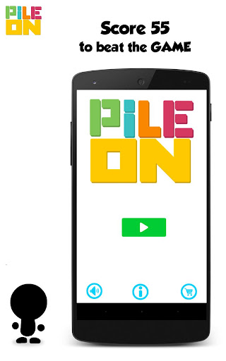 Pile On - A Block Game