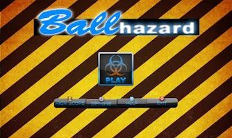 Screenshot of Ball Hazard