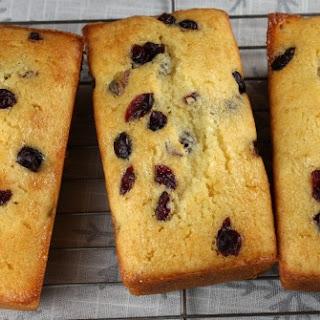 Lemon- Cranberry Mini Loaves