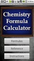 Screenshot of Science Formula Calculator Pro
