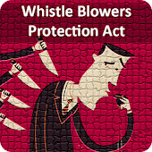 Whistle Blowers Protection Act