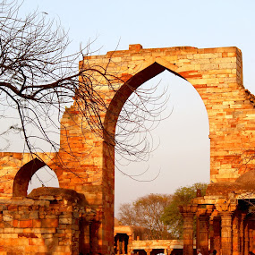 Gate Of Glory by Vaibhav Nahar - Buildings & Architecture Public & Historical