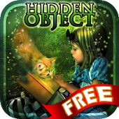 Hidden Object - Alice Free