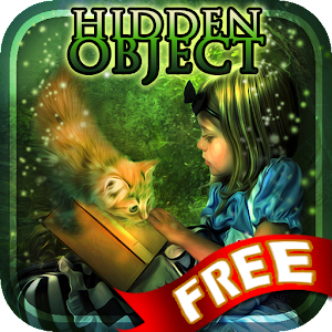 Hidden Object – Alice Free for PC and MAC