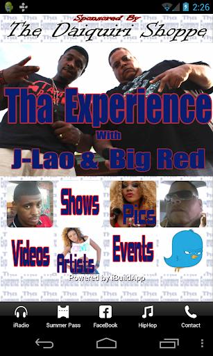 Tha Experience-J Lao Big Red