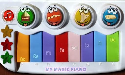 My Magic Piano HD for Kids 2.