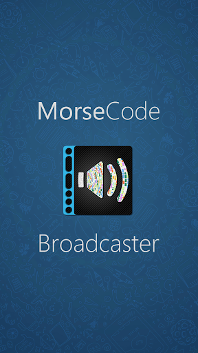 Morse Code Broadcaster FREE