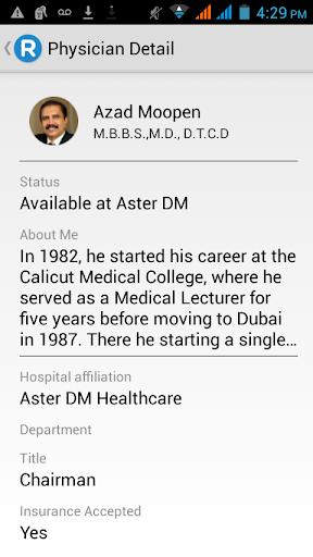 Aster DM Referral