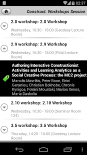 Constructionism 2014- screenshot thumbnail