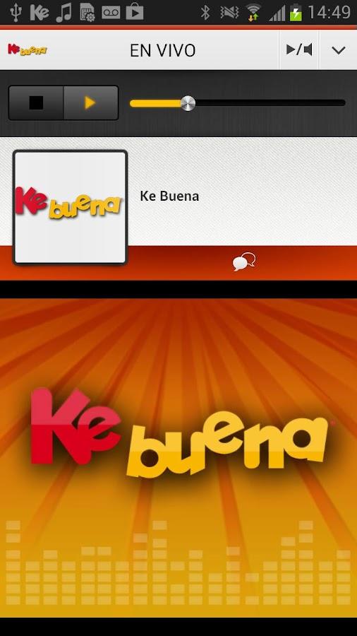 Ke Buena para Android - screenshot