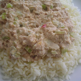 Rice and Tuna