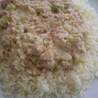 Rice and Tuna Recipe