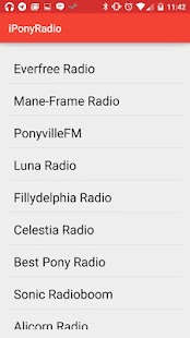 iPonyRadio- screenshot thumbnail