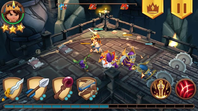 Royal Revolt! APK screenshot thumbnail 3