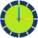 ClockView - Always On Clock icon