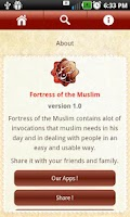 Screenshot of Fortress Of The Muslim