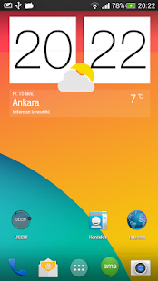 KitKat HD - Apex Theme- screenshot thumbnail