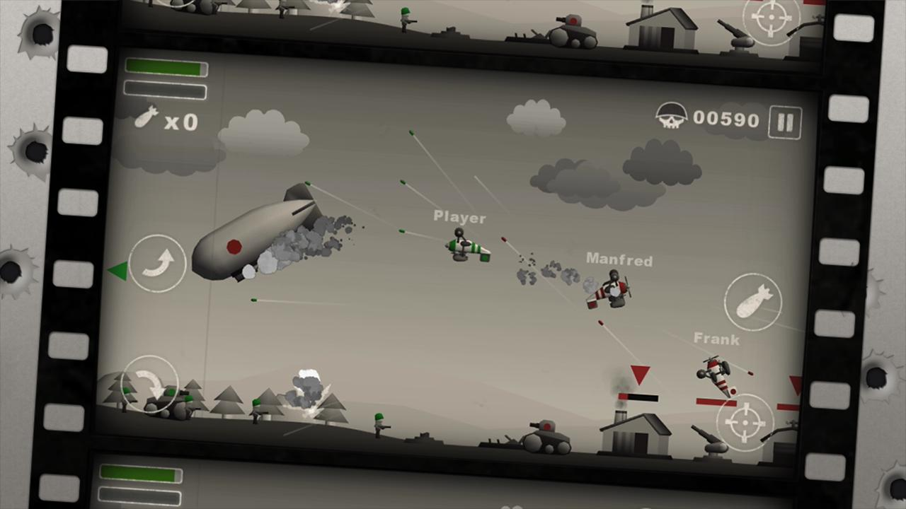 Sky Aces - screenshot