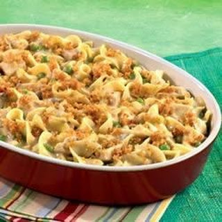 Campbell's Kitchen Chicken Noodle Casserole.