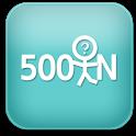 오백인–500명의 고민,궁금증 해결사(모바일 마녀사냥) icon