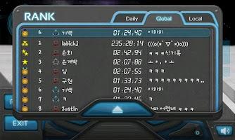 Screenshot of Missile  Dodge