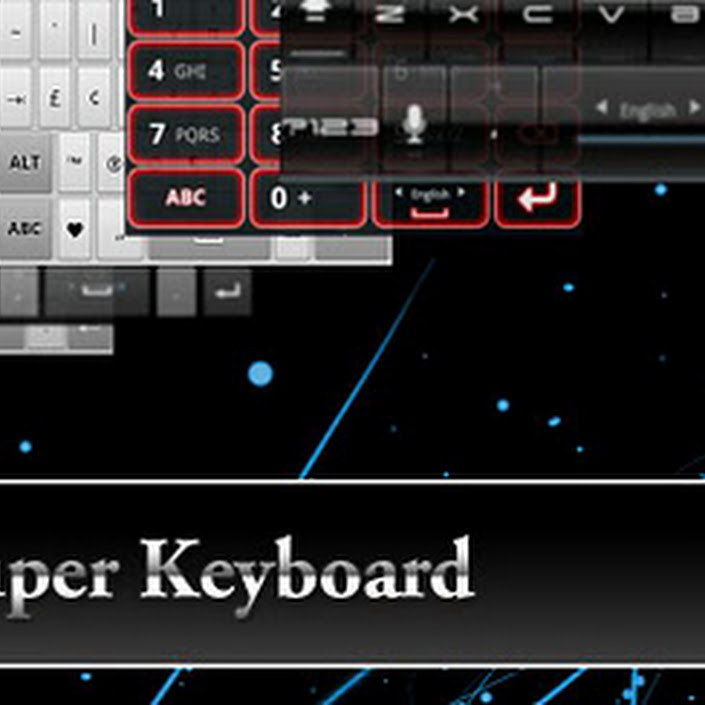 Descarga para android  Super Keyboard Pro v1.5