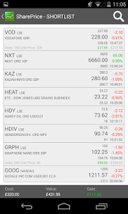 shareprice research- screenshot thumbnail