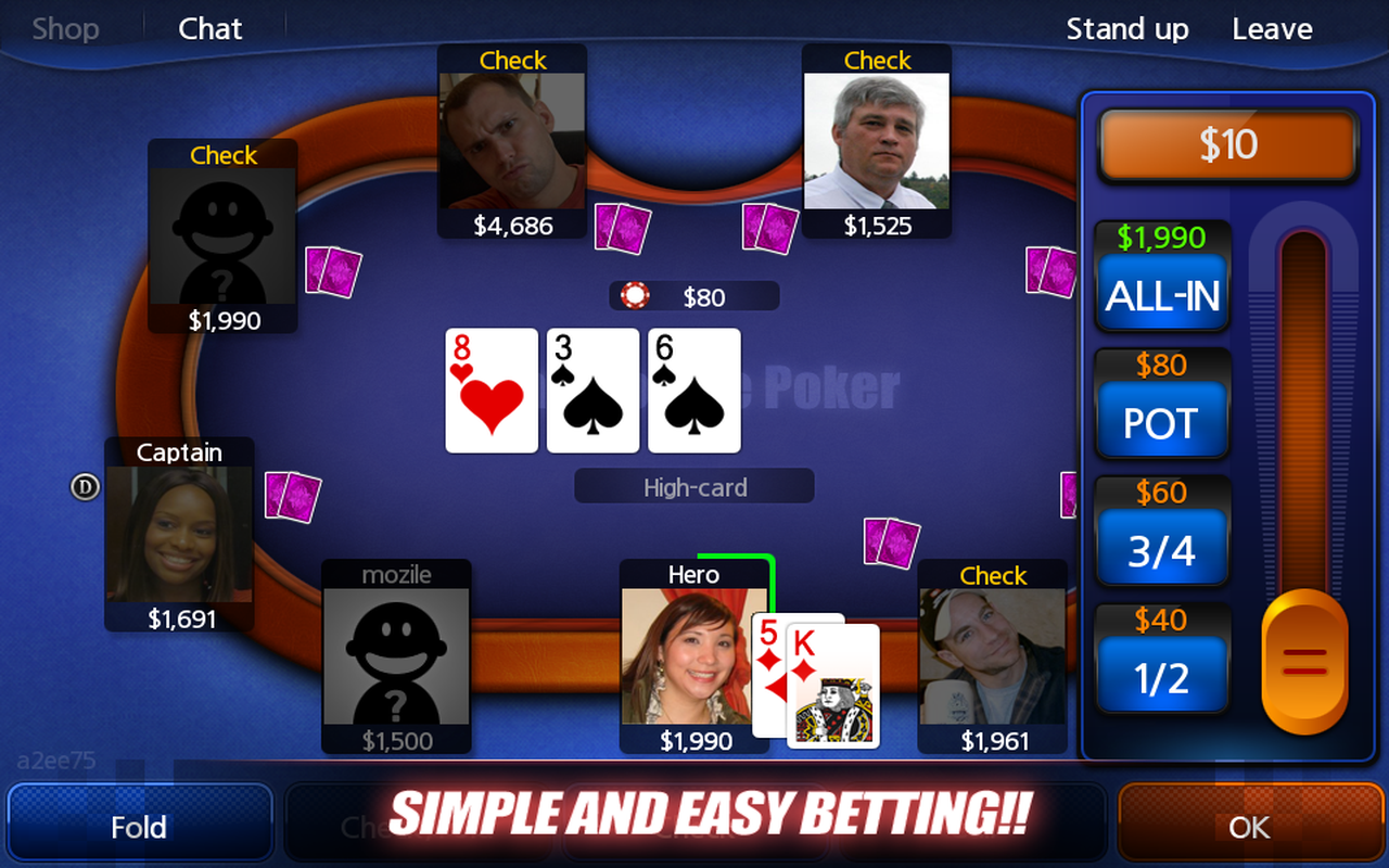 Casino Live - Poker, Slots - screenshot
