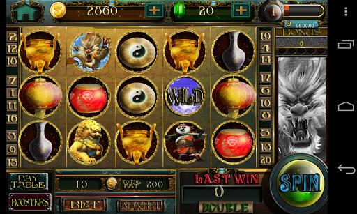 Slots - Golden Dragon