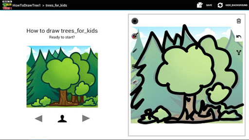HowToDraw Tree1