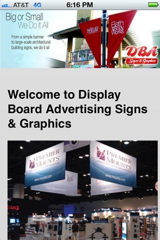 DBA Graphics