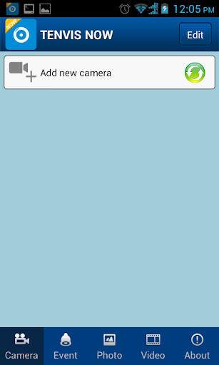 【免費媒體與影片App】TENVIS NOW-APP點子