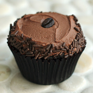 Double Shot Mocha Cupcakes.