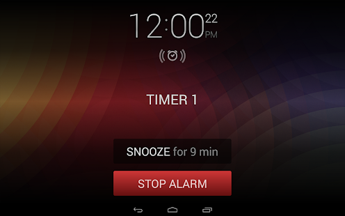 Alarm Clock - screenshot thumbnail