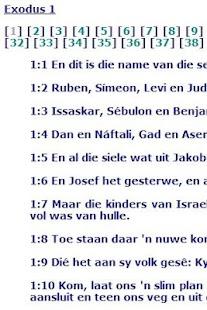 Afrikaanse Bybel