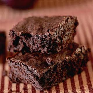 Fudgy Chocolate Brownies.
