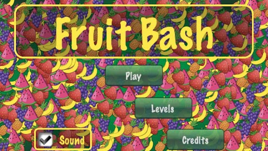 Fruit Bash- screenshot thumbnail