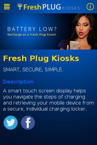 Fresh Plug Kiosks