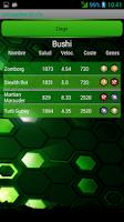 Screenshot of Guide Mutants Genetic Gladiat.