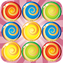 Candy Pop Pop Sweet Lollipop icon