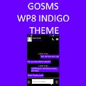 GO SMS WP8 Indigo Theme